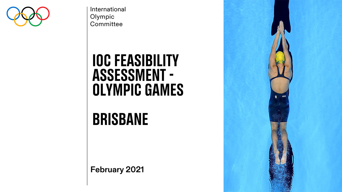 2032 Brisbane - Architecture of the Games